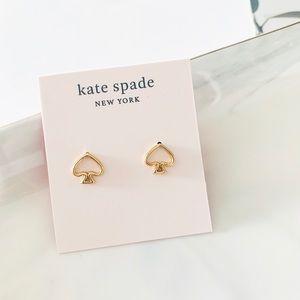 🍁🍁Kate Spade Signature Spade Earrings